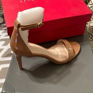 New Kelly and Katie neutral sandal